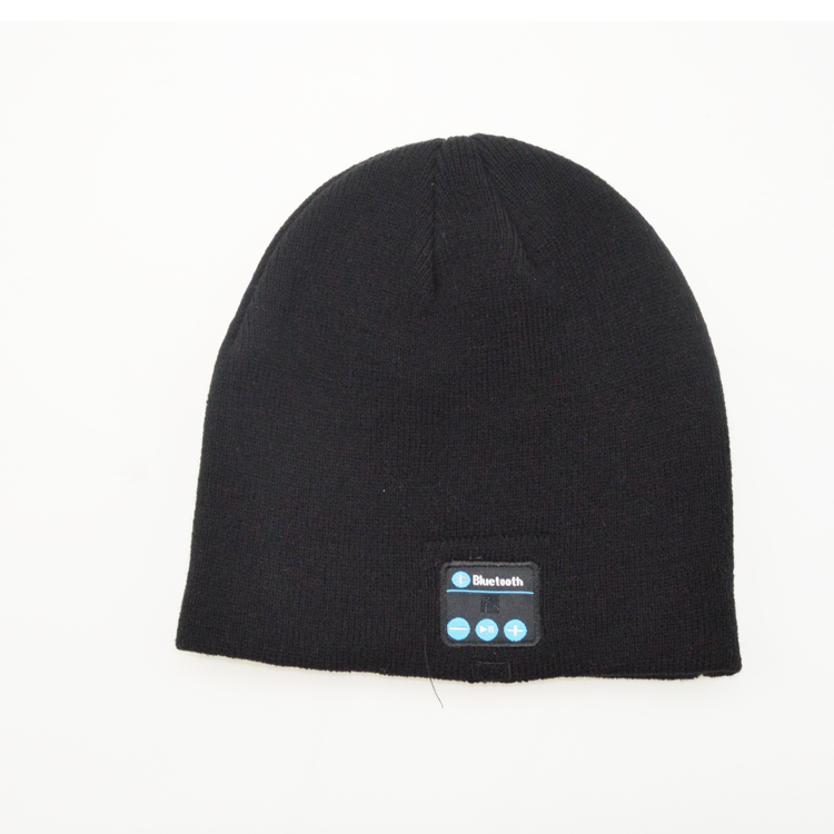 Bluetooth Beanie Knitted Winter Hat headset Hands-free Music Mp3 Speaker Mic Cap Magic Sport Hats for Boy & Girl & Adults.