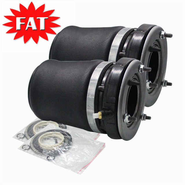 2pcs Air Suspension Repair Kit Air Spring Bags For BMW X5 E53 Front Left and Right Air Suspension Parts 37116761443 37116761444