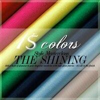 Chiffon lining fabric handmade DIY clothing fabric lining wholesale high quality lining cloth