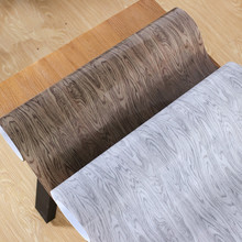 Superior quality Imitation wood grain tablecloth Nordic waterproof oilproof PVC plastic table mat Party decoration cover