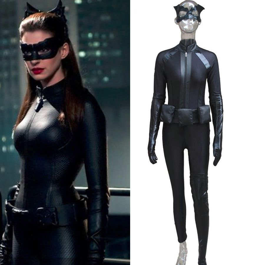 the dark knight rises batman catwoman adult jumpsuit costume cosplay halloween in movie tv costumes from novelty special use on aliexpresscom alibaba