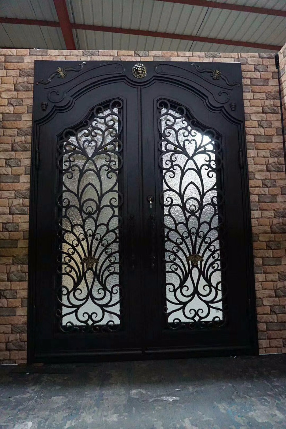 Hench 100% Factory Wholesale Midwest Iron Doors