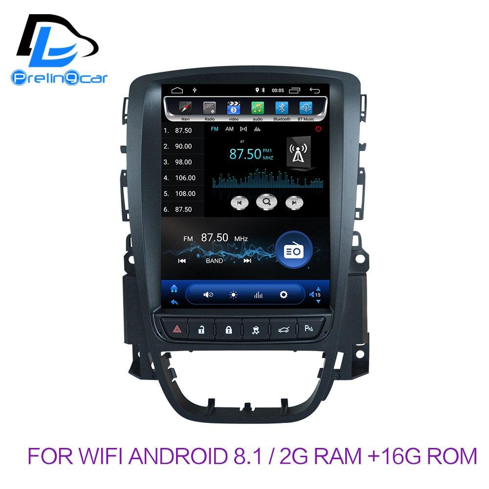32g Rom Vertikale Bildschirm Android 8.1 System Auto Gps Multimedia Video Radio Player In Dash Für Opel Astra J Auto Navigaton Stereo Exquisite Traditionelle Stickkunst