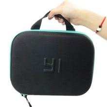 Portable Xiao mi Yi Bag Case For Mi Yi Action Camera Waterproof Case Xiaoyi Storage Camera Bag Travel bags GOPRO Accessories