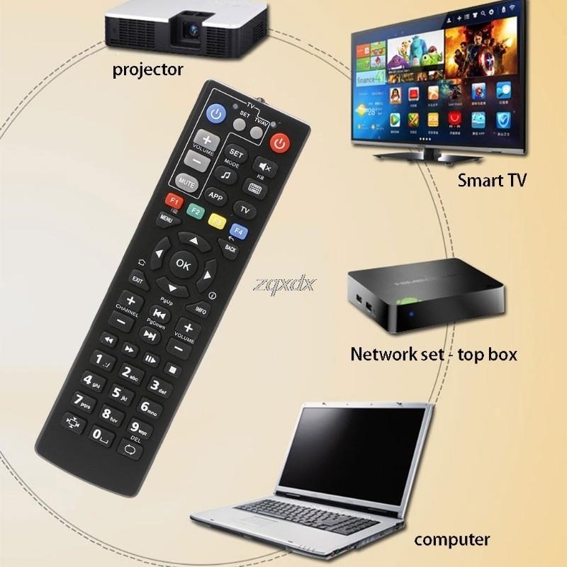 Remote Control for MAG250,MAG254 MAG255 MAG256 MAG257 MAG270 MAG275 TV Box /IPTV set top box with Learn Function Z17 Drop ship satellite set top box remote control for dream box 8000 800 black 2 x aaa