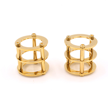 HIFI Vintage Audio AMP DIY Gold Plated 1PC 43X40MM Vacuum Tube Guard Protector Cover for 12AX7 12AT7 ECC83 6922 5687