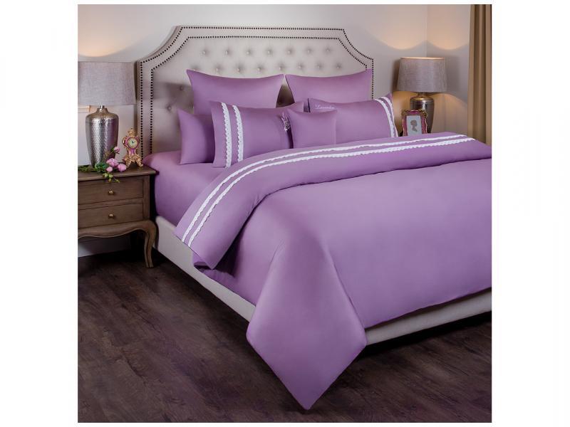 Bedding Set double SANTALINO, LAVENDER, lilac