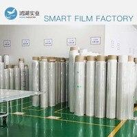 PDLC Piece 120X150cm Smart Film Eglass Switchable Glass Electrochromic Vinyl