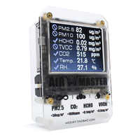 new Air Master 2 AM7 p indoor air quality detector/meter/monitor/ Laser pm2.5/ high-end gas sensors tester / official retail
