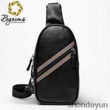 100 Authentic men s bags Multi functional leather bag Leather shoulder bag The global free shipping