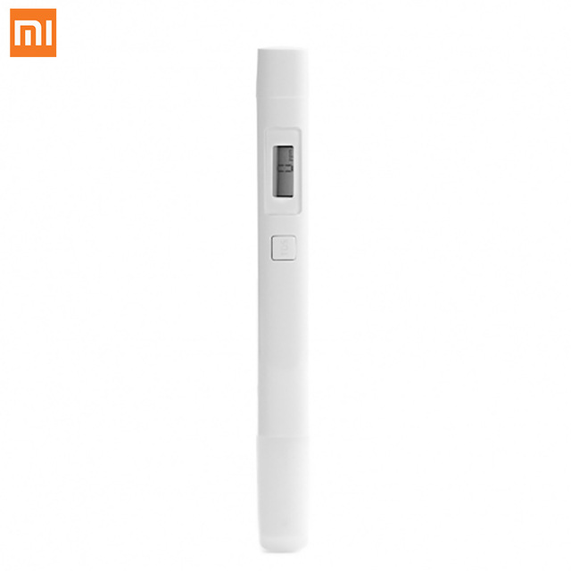 Original Xiaomi MiJia Mi TDS Meter Tester Portable Detection Water Purity Quality Test EC TDS 3 Tester No Battery