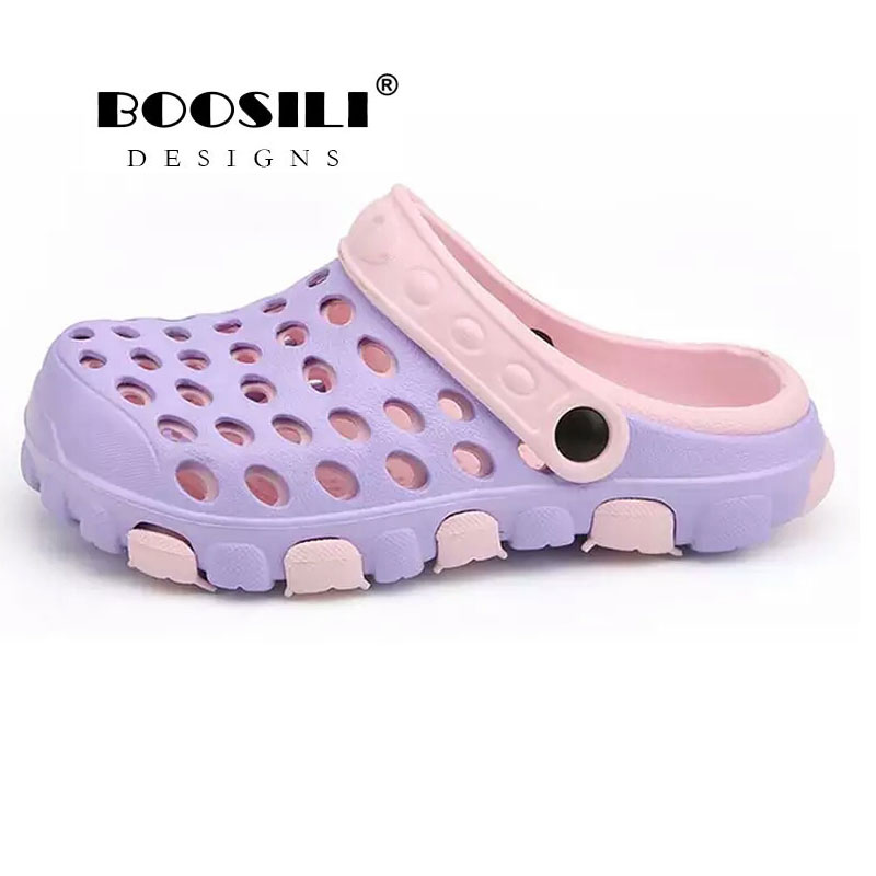 Sapato Feminino Eva Real 2019 New Breathable Sandals Garden Shoes Women's Clogs Lightweight Tide Lady's Spring /summer