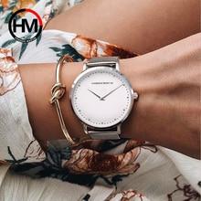 New Top Brand Luxury Women Crystal Watches Fashion Japan Quartz Stainless Steel Silver Waterproof Wrist watches relogio feminino все цены