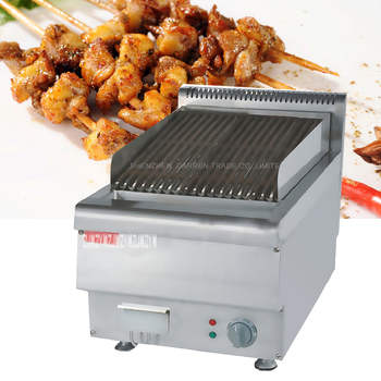 Electric Portable Grill | Business Desktop Electric Barbecue Grill Machine Environmental Smoke-free Barbecue Portable BBQ Machine