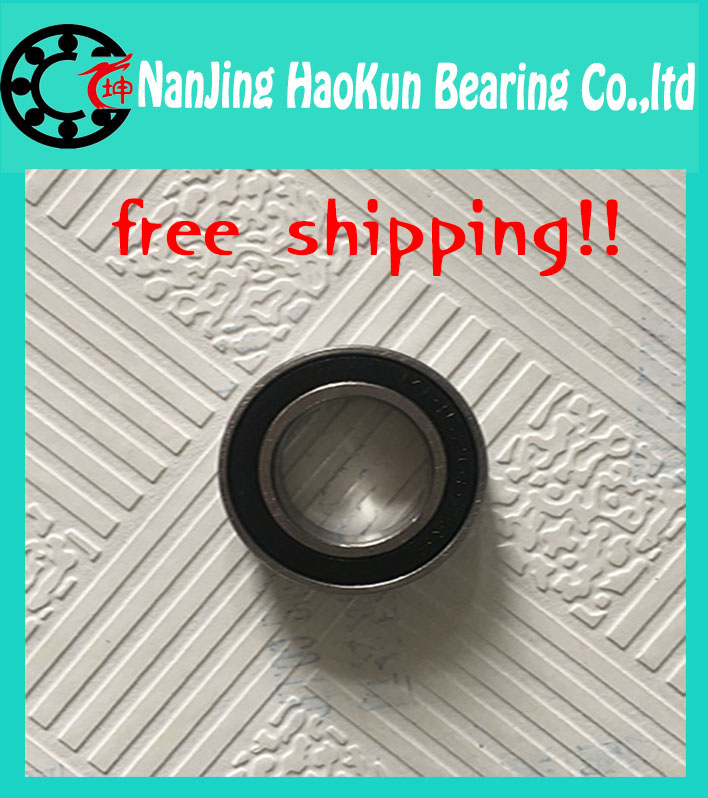 ФОТО Free Shipping For ZIPP DIMPLED/303/404 4PCS S61802 2RS  CB ABEC5 15X24X5mm  Stainless Steel Hybrid Ceramic Bearing