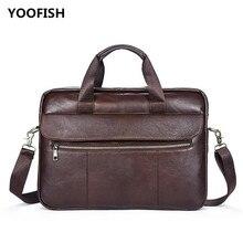 купить Elegant atmosphere Genuine fashion Leather Brown Classic Travel Bag handbag shoulder bag Crossbody Bags Free shipping. недорого