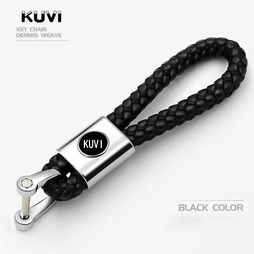 Fashoin Metal+Pu Car Keychain Key Chain Key Ring Keyring For BMW Hyundai Lexus Audi Mercedes VW Ford Mazda Jaguar Skoda Etc