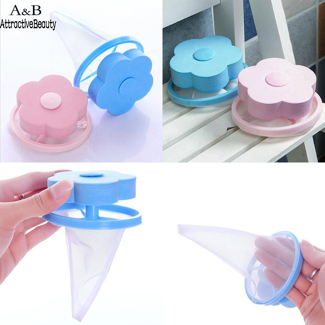 Clean Ball Cleaning Mesh Filter Bag Floating Laundry Filter Bag