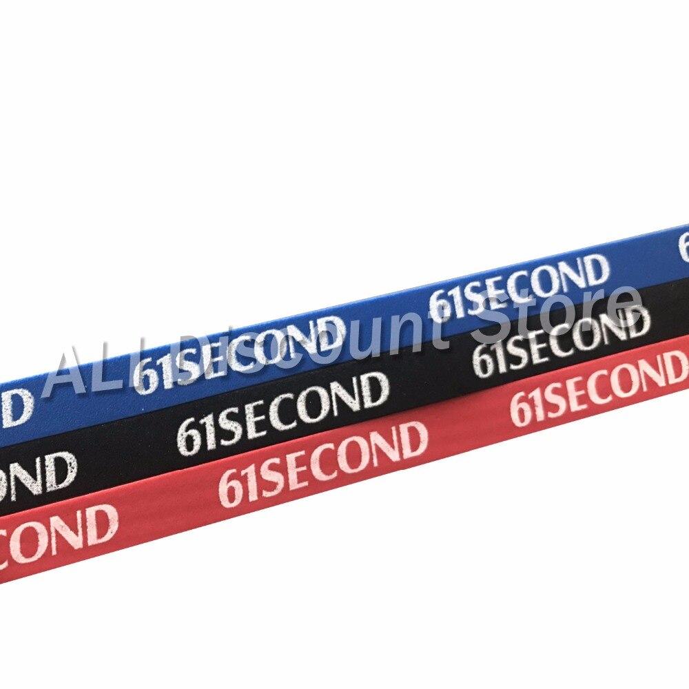 3pcs 61second Professional Table Tennis Sponge Edge Tape / Table Tennis Tape