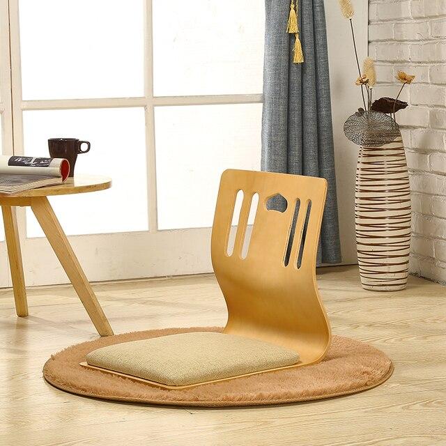 Фото 4 шт/лот стул без ноги в японском стиле толстое сиденье для цена