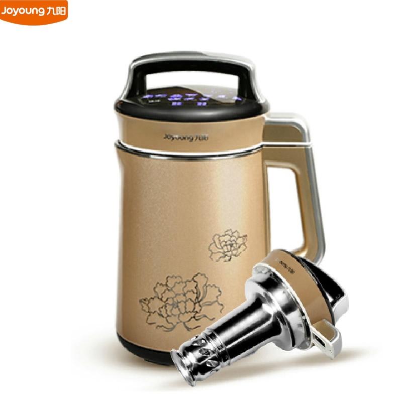 Joyoung Soymilk Maker Household 1300ML Capacity 1000W DJ13B C630SG Fruit Juicer Kitchen Food Blender Juice Maker