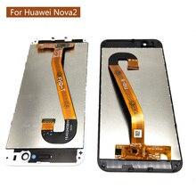 Ограниченное предложение Для huawei Nova 2 Nova2 ЖК-дисплей Дисплей Сенсорный экран планшета в сборе с рамкой для Nova 2 ЖК-дисплей Дисплей + рамка Сенсорный экран панель