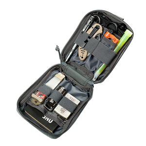 Image 5 - OneTigris MOLLE Pouches Tactical Organizer Medical Pockets Gadget EDC Utility First Aid Kit Bag Camping Treatment Emergent Pouch