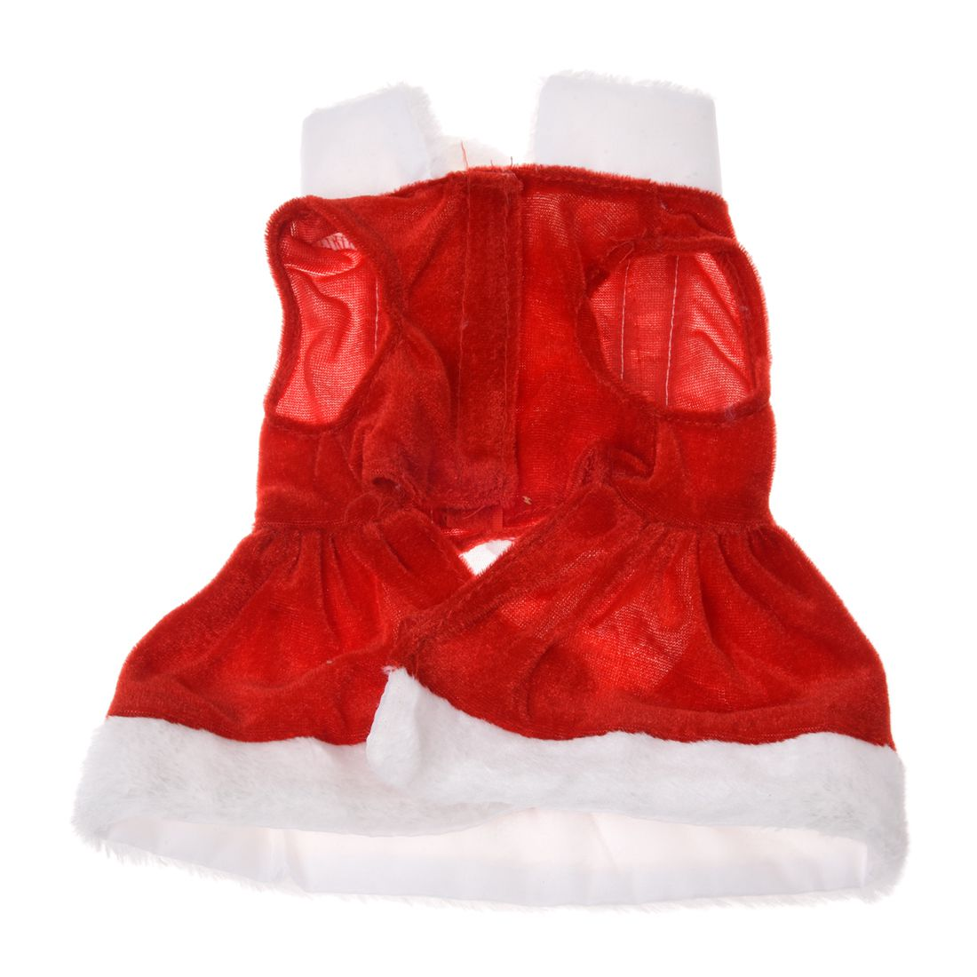 HOT SALE Skirt clothing for dog cat animals Pet Christmas Xmas Party - Size XS