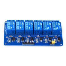New  24V 6Channel Relay Module For Arduino PIC ARM DSP AVR Hot Sale