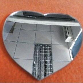 Пользовательские произвольной Форма акриловые зеркало PMMA Pier Стекло декоративные линзы Пластик зеркало и мы можем пробных