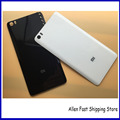 Original New Back Battery Glass Cover For Xiaomi Mi Note / Mi Note Housing Back Battery Door Case Replacement