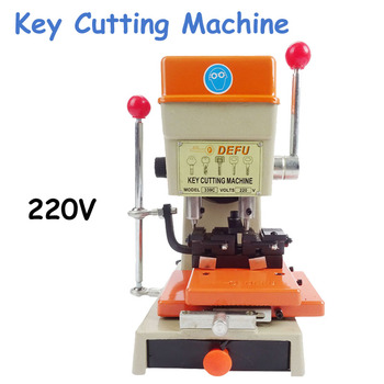 339C Key Duplicating Machine Key Cutting Machine Locksmith Tools Car Keys Copy Machine