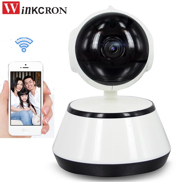720P HD IP Wireless Camera WIFI Camera P2P infrared Night Vision Security CCTV Cameras Two-Way Audio Mobile APP wifi ip camera 720p wi fi security camera wireless hd two way audio night vision infrared ir cut wireless camera p2p h 264 cmos