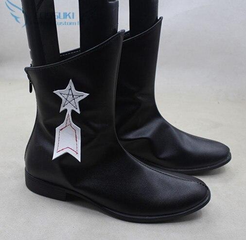 04028f9dc Ultraman fighting Evolution Rebirth acción especial equipo Cosplay Zapatos  Botas profesional hecho a mano! Perfecto personalizado para usted!