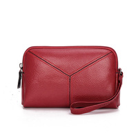 HD Brand Women Wallet Female Long Zipper Purse Large Capacity Coin Wallet Purse Money Bag Geometric
