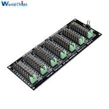 Diymore-Tabla de resistencia SMD deslizante ajustable programable, 1R - 9999999R 7 Seven Decade, precisión de paso 1R 1% 1/2, modulo de Watt 200V