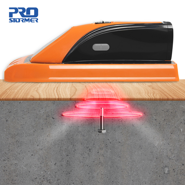 PROSTORMER Metal Detector Find Metal Wood Studs 3 In 1 Multi-functional Live Wire Detect Wall Scanner 5