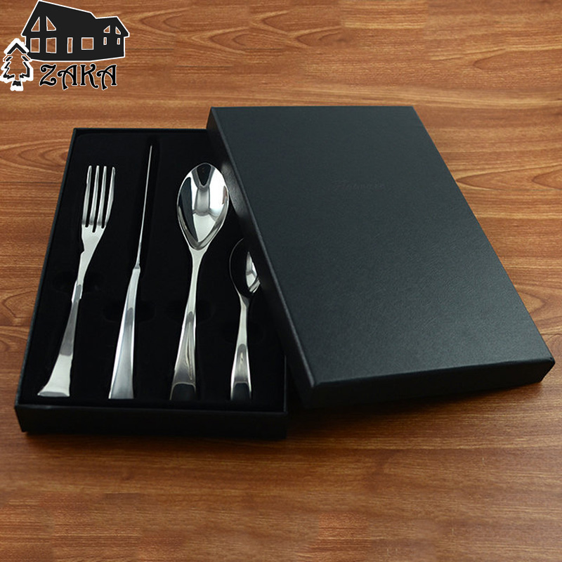(4 db / tétel) Új kiváló minőségű polírozott 18/10 - Konyha, étkező és bár - Fénykép 6