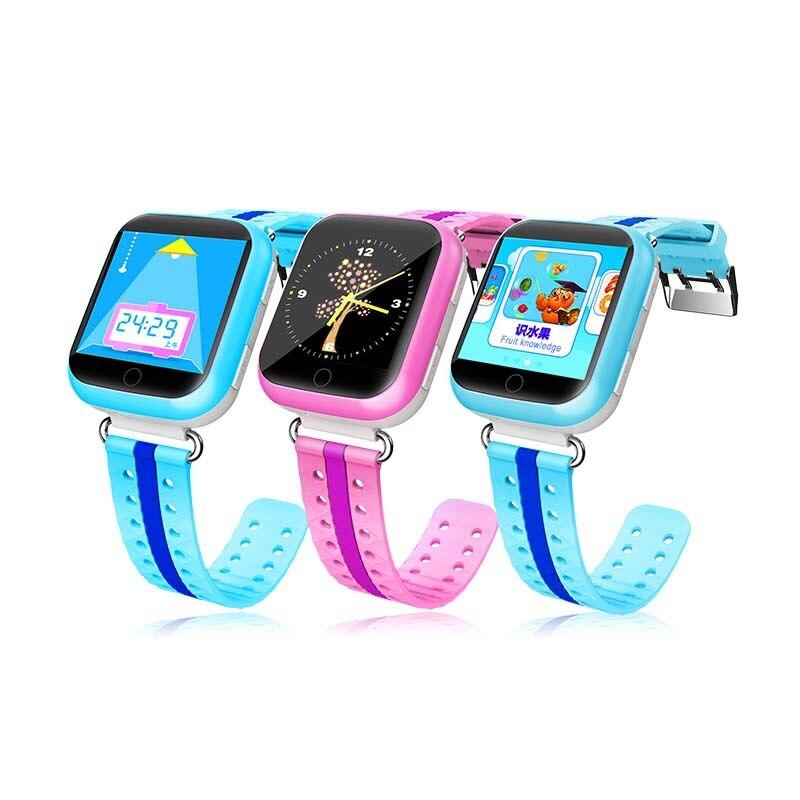 Smart Watch Phone for Children Electronic Toy Walkie Talkies Call GPS Wifi SOS iOS Touch Screen Russian Language Educational Boy (8)