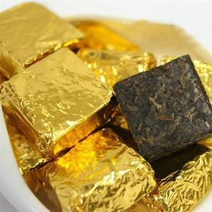 Image 2 - 200 шт. 8*8 см золотая алюминиевая фольга Конфета шоколадное печенье оберточная Оловянная бумага вечерние DIY Металлические тиснения подарочная упаковка крафт бумага