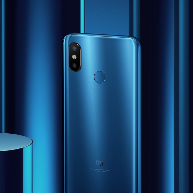Global Version Xiaomi Mi 8 Mi8 6GB 64GB Mobile Phone 6.21'' Snapdragon 845 Octa Core 12MP Dual Camera NFC MIUI 9 Android 8.1 CE