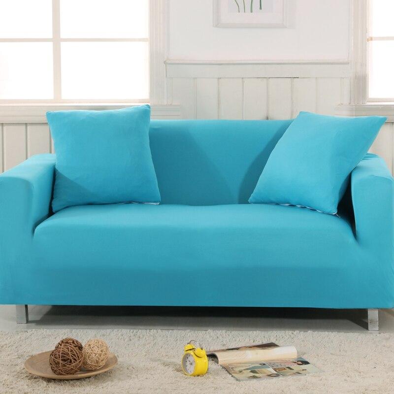 Pure Slipcover Cushion Sofa Case Anti Dust Sofa Wrap Pet