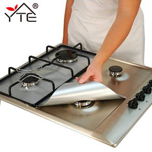 YTE Protectors 1pc Gas Stove Cover Protection Kitchen Tools
