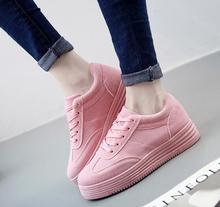 2018 Hot Fashion Shoes Woman Tenis Feminino Women Shoes Casual Ladies Womens Designer Luxury Platform Breathable 3 Color