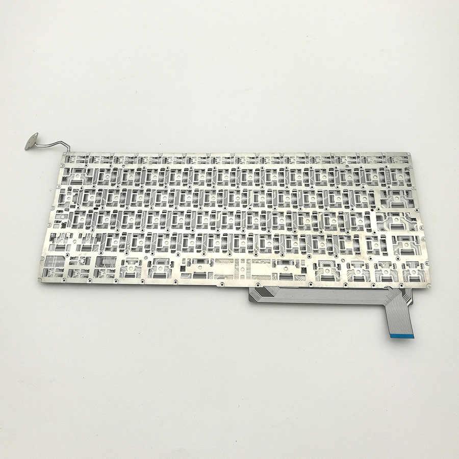 """Nowa klawiatura do laptopa szwajcaria szwajcarska klawiatura dla Macbook Pro 15 """"A1286 2009 2010 2011 2012"""