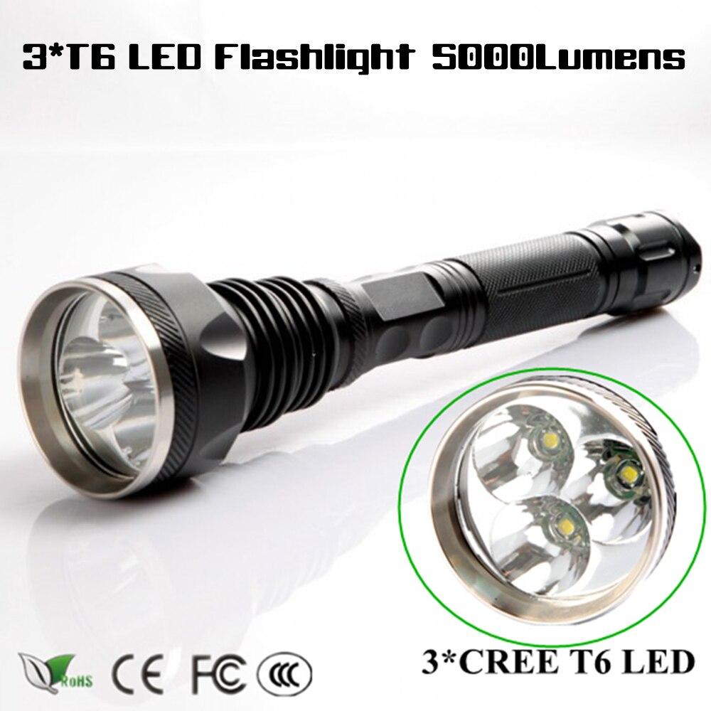 achetez en gros 5000 lumen lampe de poche en ligne des grossistes 5000 lumen lampe de poche. Black Bedroom Furniture Sets. Home Design Ideas
