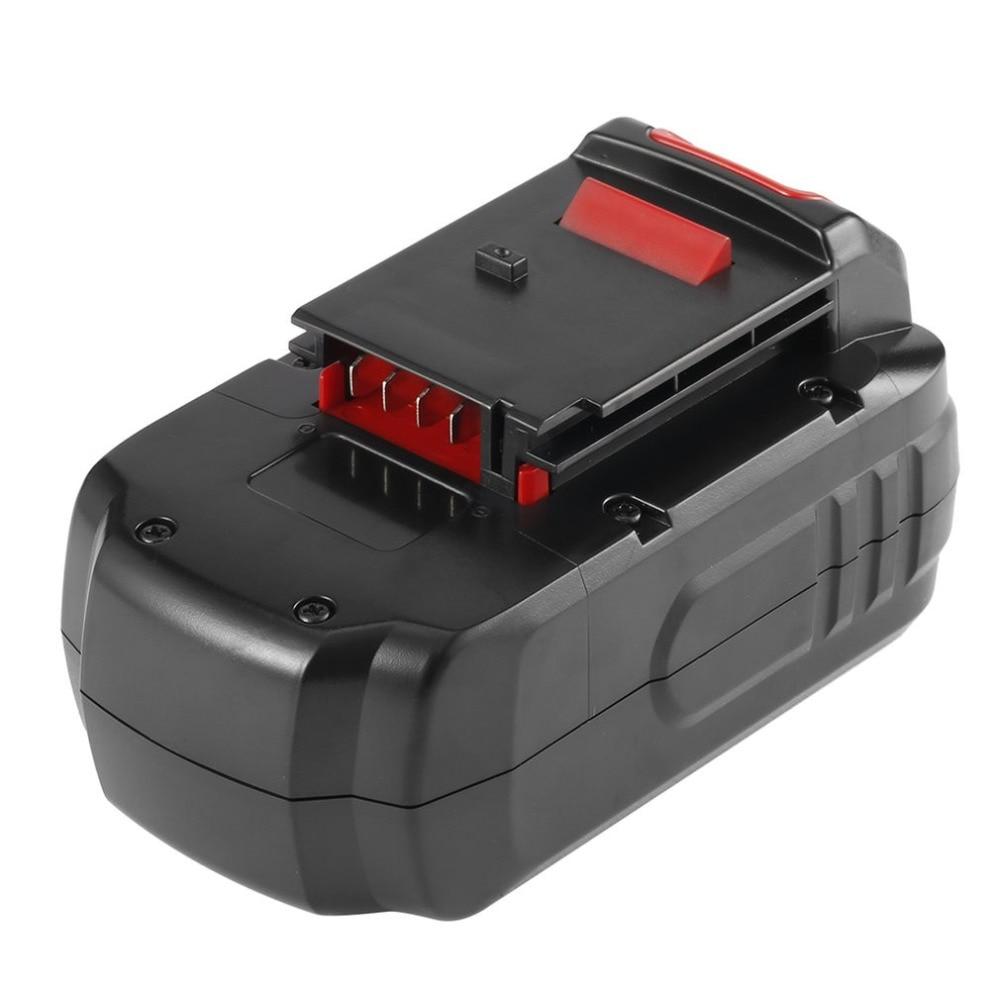 Tüketici Elektroniği'ten Şarj Edilebilir Piller'de 2 adet 18 V 3000 mAh Ni cd Şarj Edilebilir li ion pil Porter Kablo PC18B Yedek Güç Aracı Pil 3.0Ah PCC489N PC18BL title=