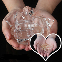 15 Bag Close-up Magic Funny Toy Magic Trick Water Becomes Ice Prop Ice Water Magic Stage Magic  Professional Magicians YH172