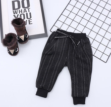 Children's Trousers Men's Trousers Men's Casual Trousers Autumn Winter Trousers Korean Winter age from 1-4T