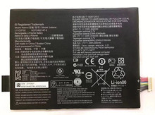 Original Battery L11C2P32 for 3.7V 6340 mah 2cells Li-Polymer IdeaTab S6000 S600H B6000-F Battery original disco 6340 6361 3350 ncs hpx ma a